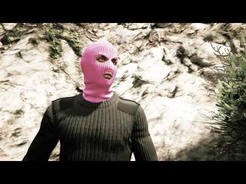 Grand Theft Auto V (GTX 860M) - Tentativas Pacific Standard e bagunça