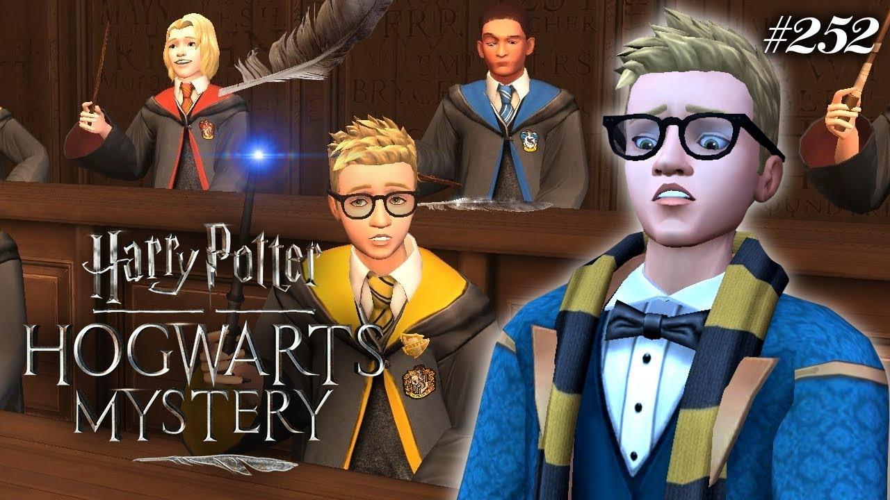 Fail Bei Zauberkunst Zag Prufung Harry Potter Hogwarts Mystery 252 Youtube
