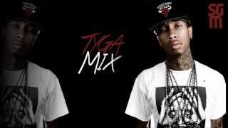 Tyga Party Mix 2014