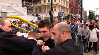 Debenhams Corporate Snatch-Squad Manchester