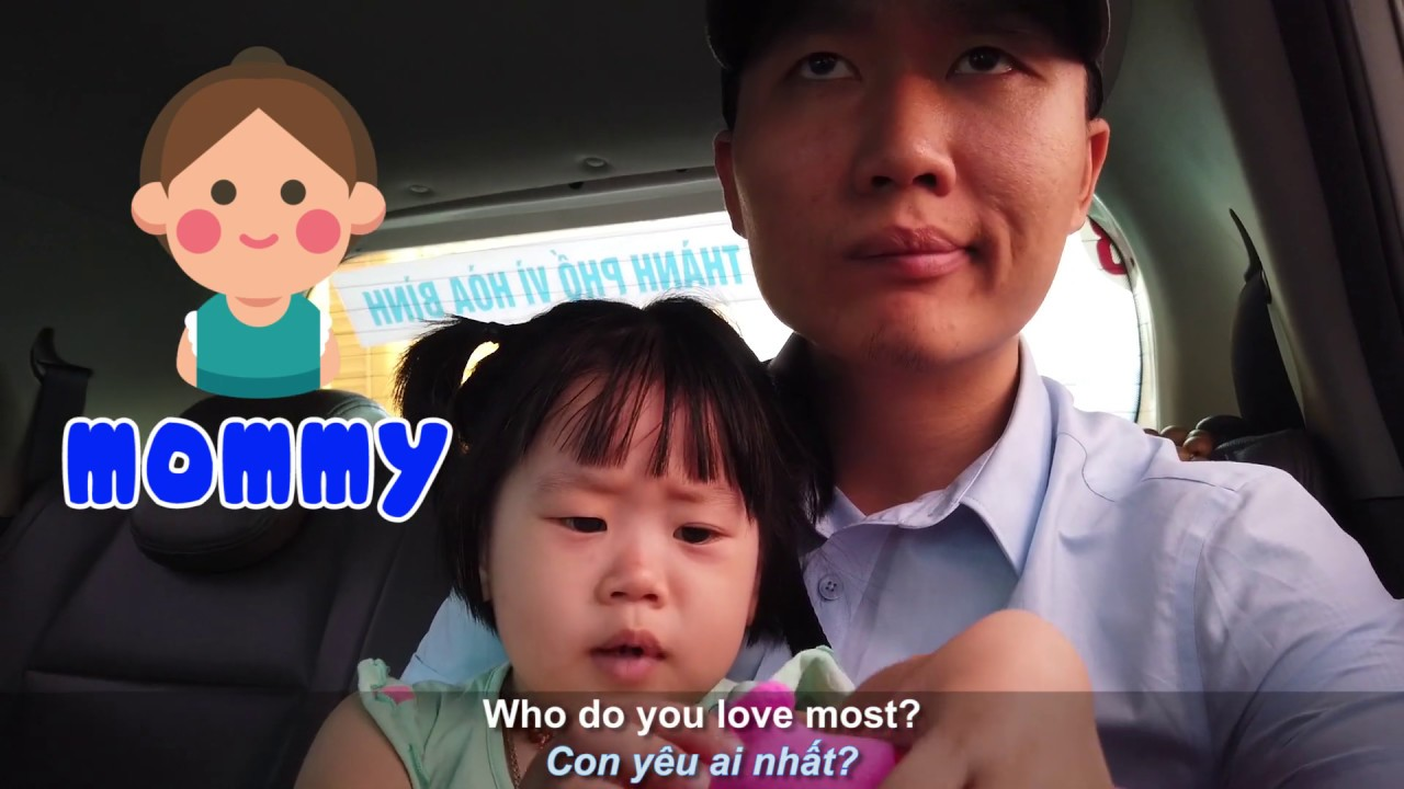 Nỗi Buồn của đứa trẻ 2 tuổi - Q&A với Annie bằng tiếng Anh Chủ Đề Feeling [English Subtitle]