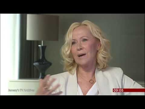 Agnetha Fältskog BBC Breakfast   May 2013