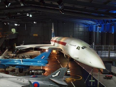 Fleet Air Museum - Concorde