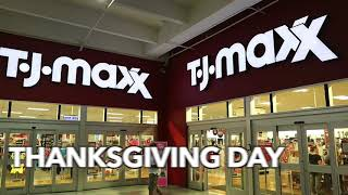 Stores Closed On Thanksgiving Day 2017