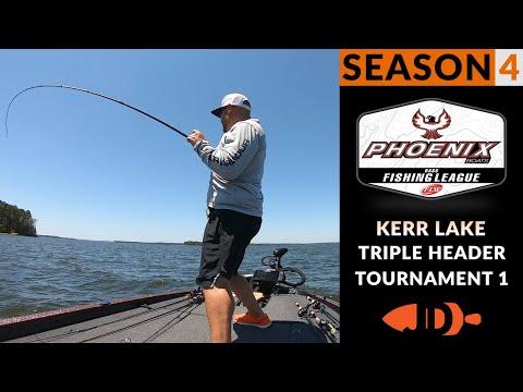 Kerr Lake BFL Triple Header - Tournament 1