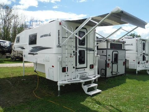 2017 Northern Lite 102 EX CD SE 4 Season Truck Camper @ Camp-Out RV in Stratford