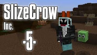 Dansk Minecraft - SlizeCrow Inc. - Ep. 5 - Crossbow og Inventory pets (HD)