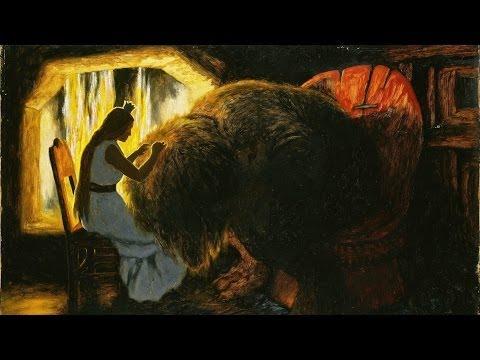 """Theodor Kittelsen II -- """"Norske Folkeeventyr"""" (Norwegian Folktales)"""