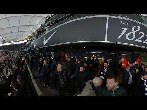Eintracht Frankfurt Hymne gg SC Freiburg