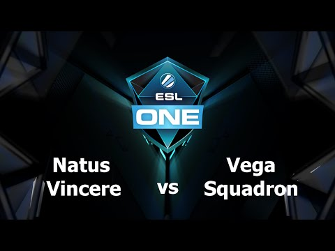 Vega vs Na'Vi Game 1 - ESL One Manila EU - @DotaCapitalist @MotPax