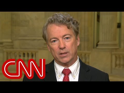CNN host presses Rand Paul on government budget