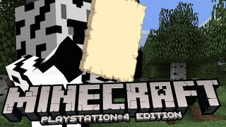 Minecraft PS4 - Episode 60 - Creeper Attack!