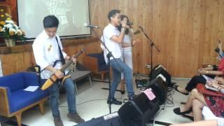 HiVi! - Heartbeat @ #Jumpa Kawan Komunitas Sudah Dong