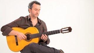 How to Put Together a Tremolo Piece | Flamenco Guitar