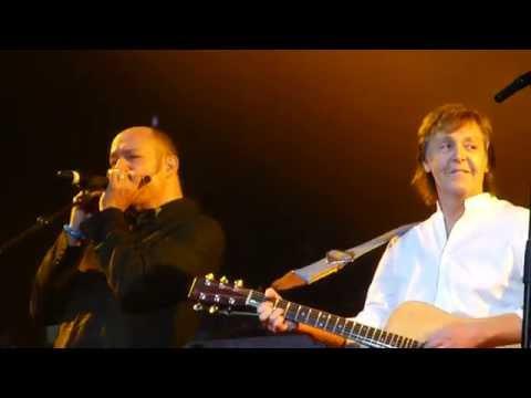 Paul McCartney - Love Me Do live Berlin Waldbühne 14.06.16
