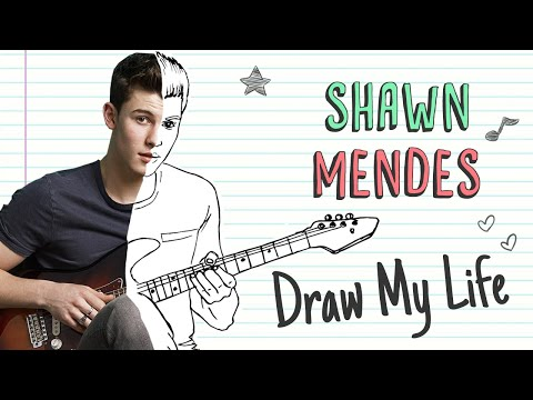 SHAWN MENDES | Draw My Life
