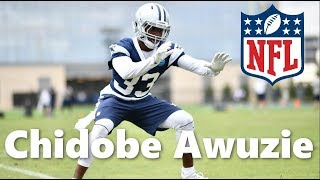 Quick Film Session on Dallas Cowboys Chidobe Awuzie VS Giants Game I