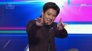 Download lagu KBS가요대축제 -엑소 - tempo, love shot  20181228