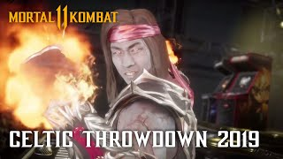 Celtic Throwdown 2019 - Top 8