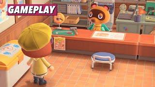 10 Minutes Of Animal Crossing: New Horizons | Kotaku
