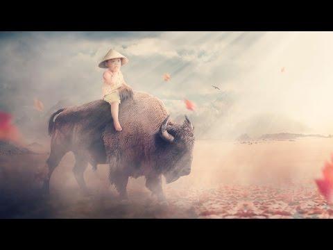 Tutoriel Photo Manipulation - Créer un wallpaper surréaliste dans Photoshop