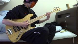 Marcus Miller - Detroit 【Bass Cover】