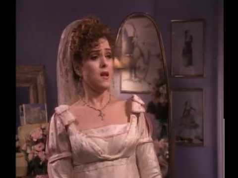 Bernadette Peters as Tosca - The last Mile - Nathan Lane,Paul Sorvino 1992