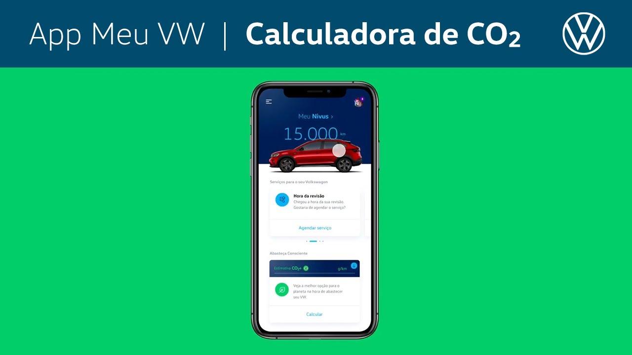 Calculadora de CO2 | VWBrasil