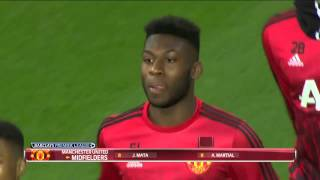Video Gol Pertandingan Manchester United vs Watford