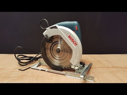 Unboxing and Review of Bosch GKS 7000 Professional Circular Saw