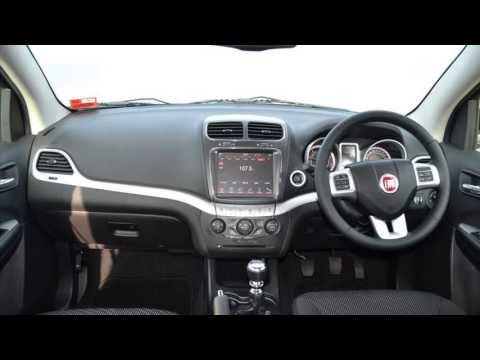fiat freemont review top gear auto cars. Black Bedroom Furniture Sets. Home Design Ideas