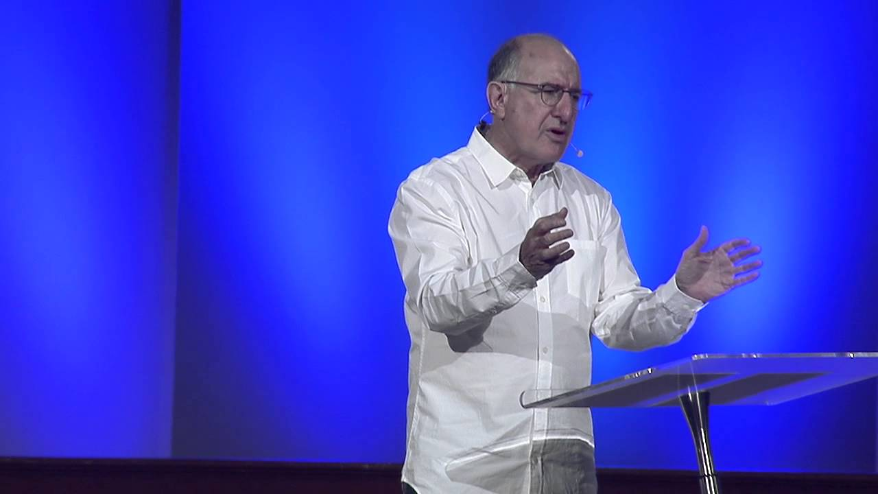 Power Living |Ken Costa | Pentecost Sunday | 8 June 2014