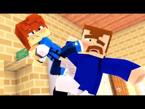 Minecraft PreSchool - PRINCIPAL ATTACK!! (Minecraft Roleplay)
