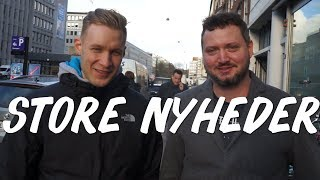 STORE NYHEDER, DUDES!
