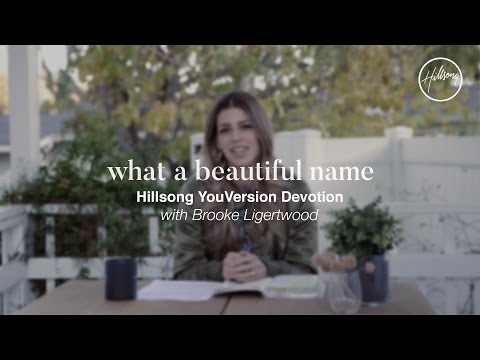 The Mystery (YouVersion Devotional) - Brooke Ligertwood