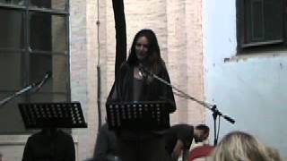 English and Italian reading of SISTER STOP BREATHING @ Casa delle Letterature with Cecilia Dazzi