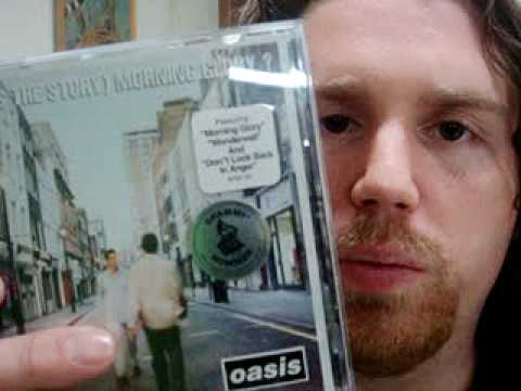 MY ALBUM REVIEW : OASIS WHAT'S THE STORY MORNING GLORY ? VIDEO