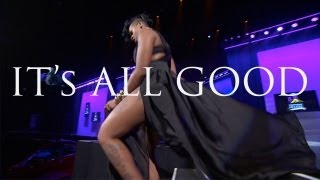 Fantasia Performs 'It's All Good' at the Neighborhood Awards