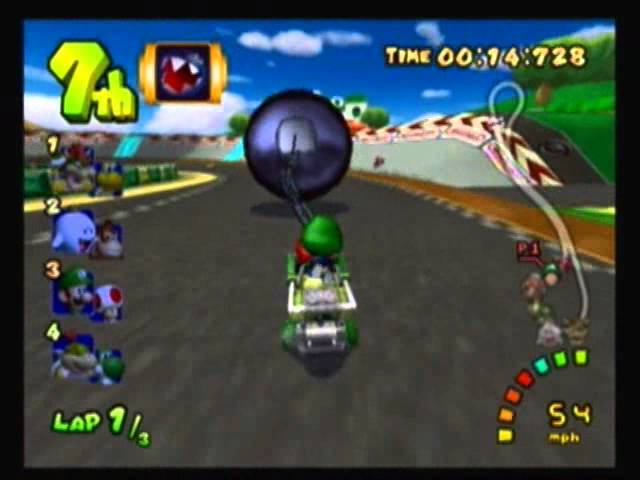 Ten Things You Might Not Know About Mario Kart