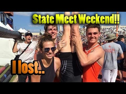 State Meet and Conference Vlog (I lost) Plus College Vault Fail 15:41
