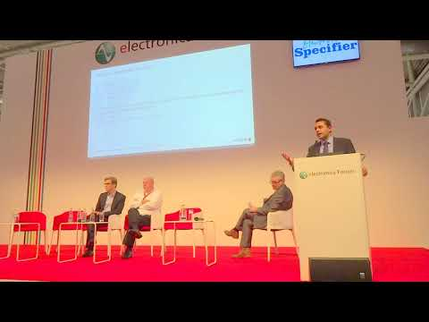 Niroshan Rajadurai   Software Security   Electronica 2016   Munich Germany