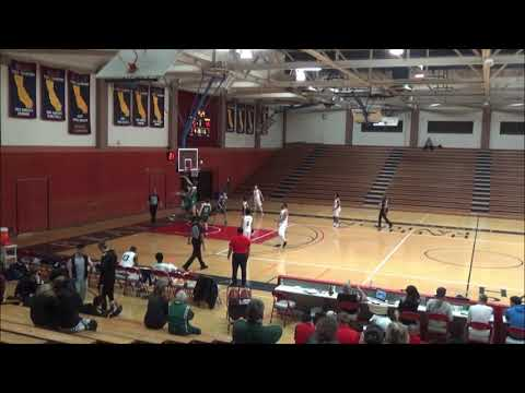 Lenny Maugir sophomore highlights - University of Antelope Valley