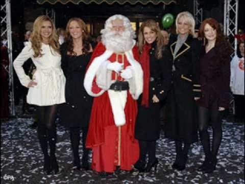 Girls Aloud - Christmas