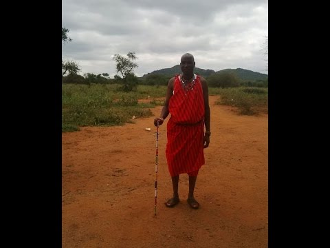 Wise Traditions podcast #29 Bonus episode: A Maasai story w/ Dickson Ole Gisa