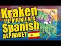 Spanish Alphabet Kraken Parade