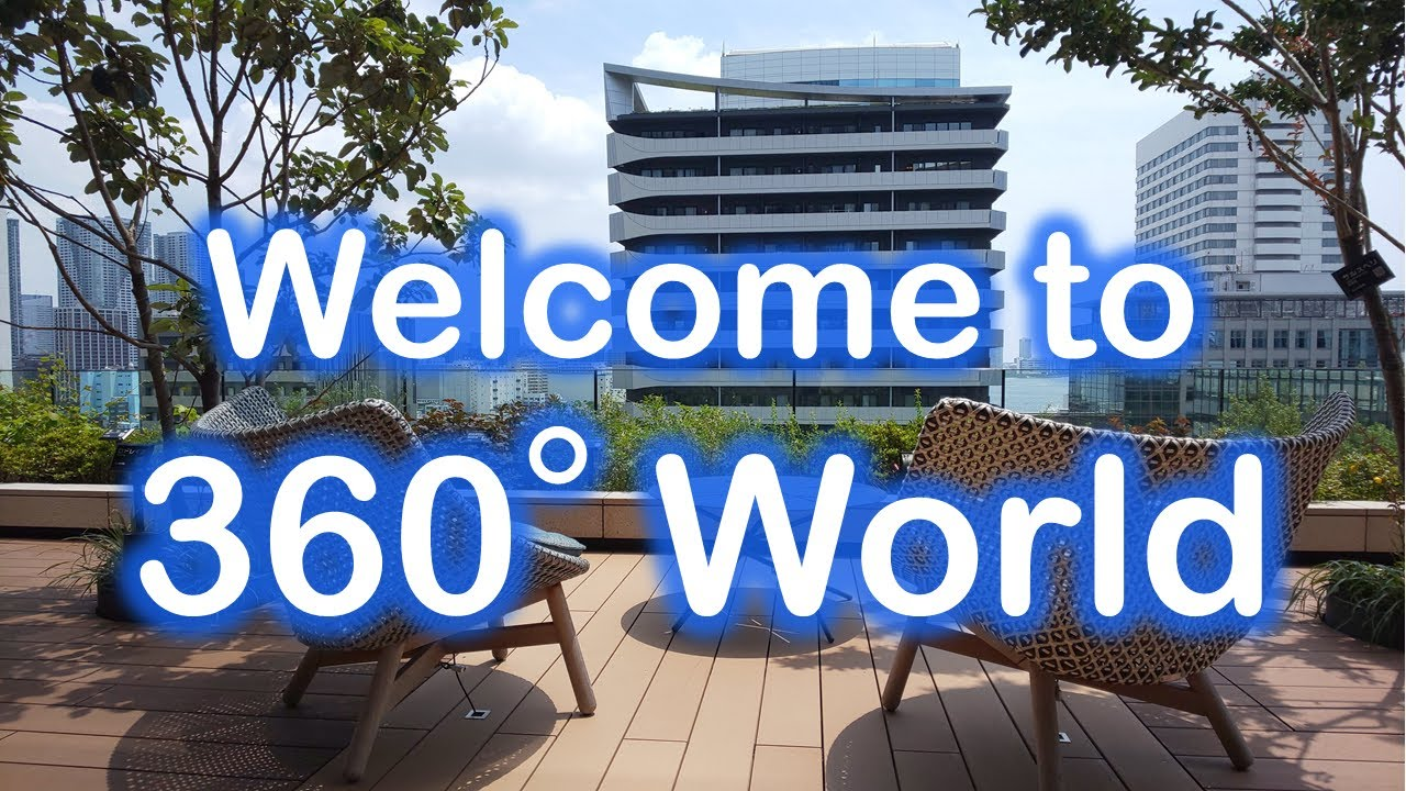 Welcome to 360° World