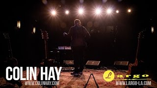Colin Hay New Music Sneak Peek 2014 from Largo in Los Angeles!