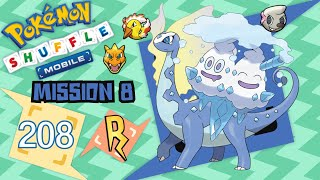 Pokémon Shuffle Mobile - ¡FICHA MISION 8 / MISSION CARD 8!