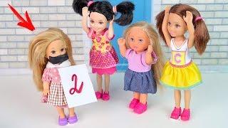 ПOЧЕМУ МАША ПЕРЕСТАЛА ГОВОРИТЬ? Мультик #Барби Куклы Игрушки Для детей Айкукла тиви