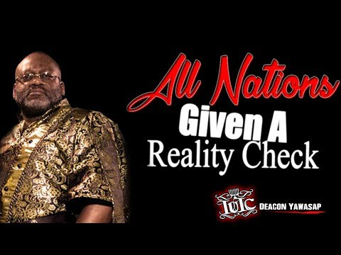 IUIC | NDEFCAM Radio | Cameroon, Africa | ALL NATIONS ARE GIVEN REALITY CHECK